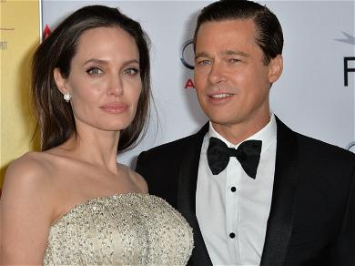 Brad Pitt Wins Joint Custody Of Children In Angelina Jolie Divorce
