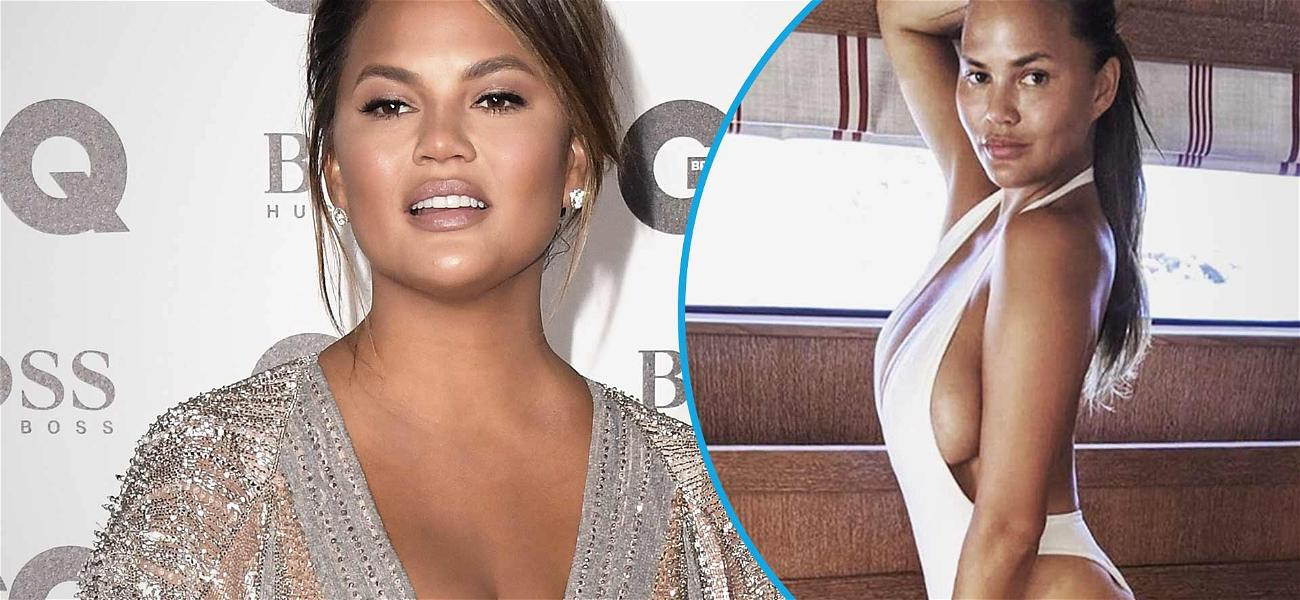 Chrissy Teigen Admits Her Boobs Are Fake, Got Plastic Surgery At Age 20