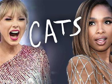 Taylor Swift and Jennifer Hudson Will Both Release Original Songs for 'Cats' Soundtrack