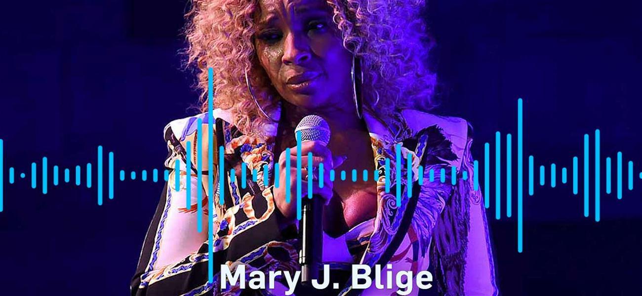 Mary J. Blige Breaks Down During Kim Porter Eulogy: 'She Protected Me'