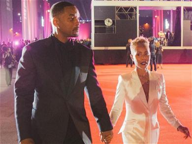 Jamie Foxx & Halle Berry Applaud Will Smith Following Tyler Perry Studio Honor
