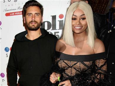 Scott Disick Crosses Enemy Lines, Attends Blac Chyna's Party For Dream