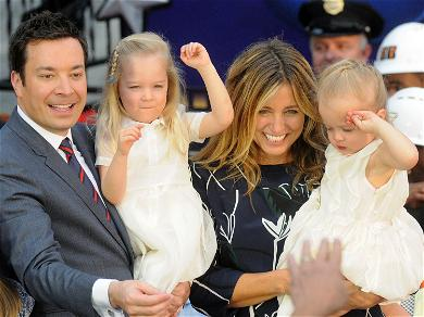Out from Behind the Curtain: Jimmy Fallon's Wife, Nancy Juvonen