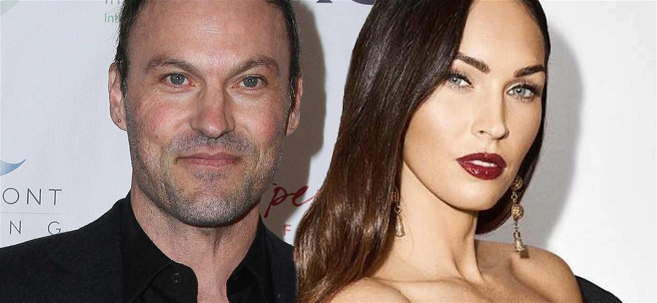 Brian Austin Green Laughs Off Haters After Megan Fox Diss