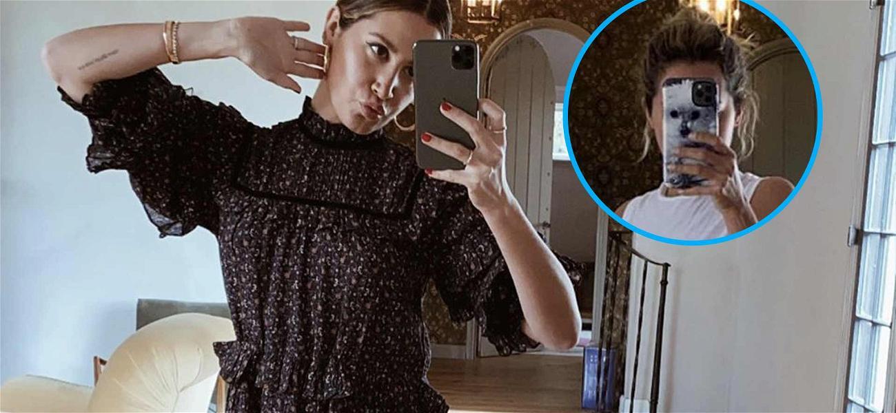 Ashley Tisdale Shows Off Rocking No-Effort Bod In No-Pants Selfie