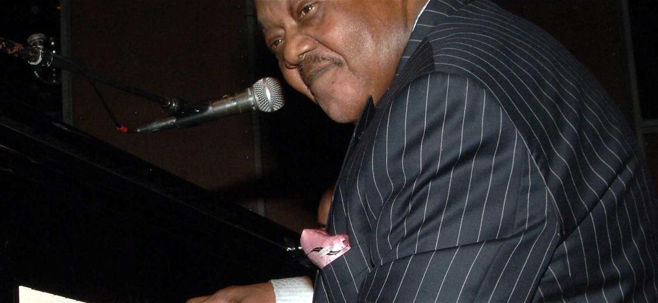 Legendary Jazz Musician Fats Domino Dead at 89