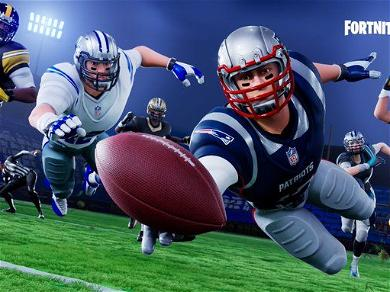 NFL, Epic Games Announce Extended Partnership With New Fortnite Skins