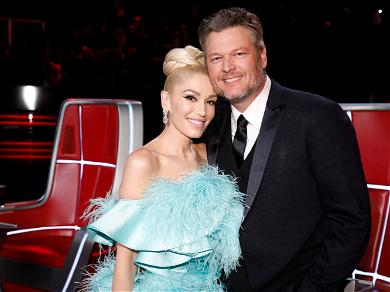 Blake Shelton and Gwen Stefani's New Duet Becomes Top 10 Hit
