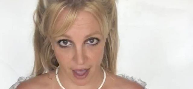 Britney Spears Addresses Wearing 'Same Top 17 Times', Says Posts Aren't Old