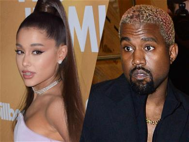 Ariana Grande Claps Back at Kanye West: I Don't Need You to Promote My Music