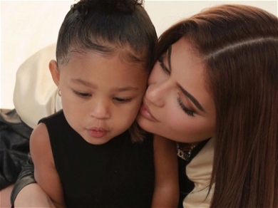 Kylie Jenner's Daughter Pictured On First Day Of School With A $12,000 BACKPACK!!