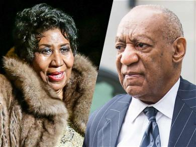 Bill Cosby Thanks Aretha Franklin for 'A Different World' Theme Song, Playing Her Music After Death