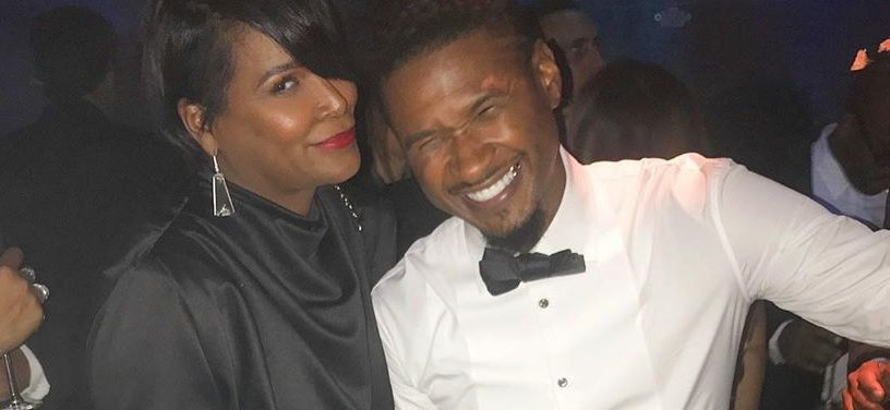 Usher's Ex-Wife Tameka Foster Writes Singer Sweet Note On His 41st Birthday