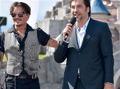 Johnny Depp Gets Support From Javier Bardem — Allegations Against Him Are 'Lies and Manipulations'