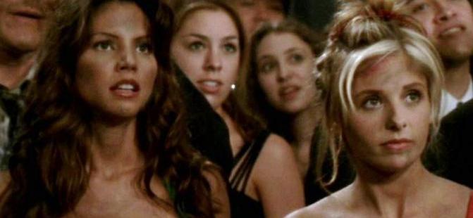 Sarah Michelle Gellar Trashes Joss Whedon, Supports Charisma Carpenter