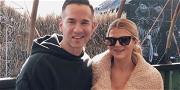 Mike 'The Situation' Sorrentino Donates Time at Rehab Facility Following Prison Release