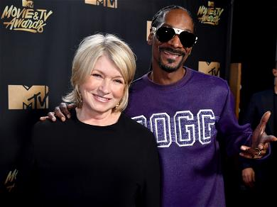Martha Stewart and Snoop Dogg's Sweet Friendship