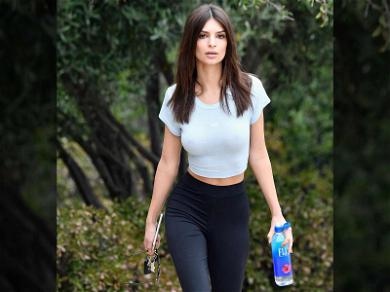 Emily Ratajkowski Is Thirsty (And You Will Be Too)