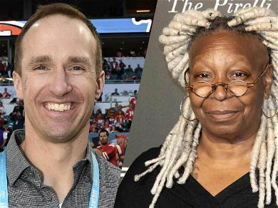 Whoopi Goldberg Schools Drew Brees Over His Colin Kaepernick Anti-Kneeling Comments