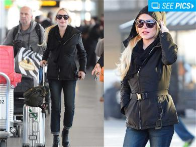 Coming to America … Lindsay Lohan is Back Y'all!