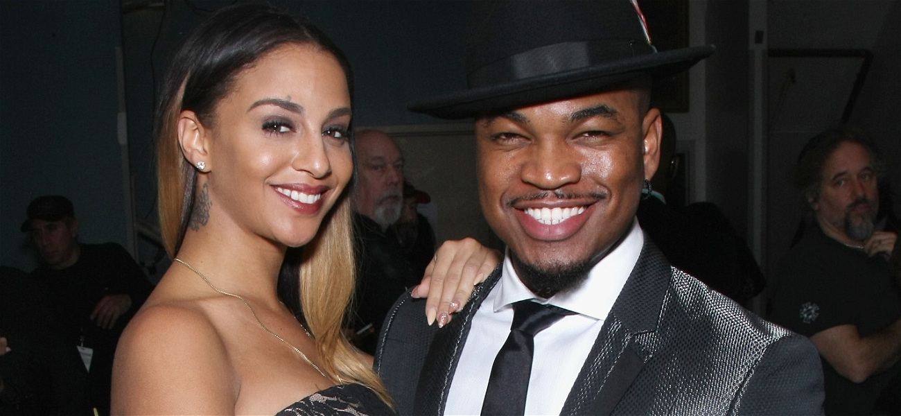Ne-Yo's Estranged Wife Crystal Smith Shows Off In Corset & Fishnet Tights Amid Divorce