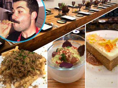 'Top Chef' Star Blows Minds During Secret Cannabis-Paired Dinner