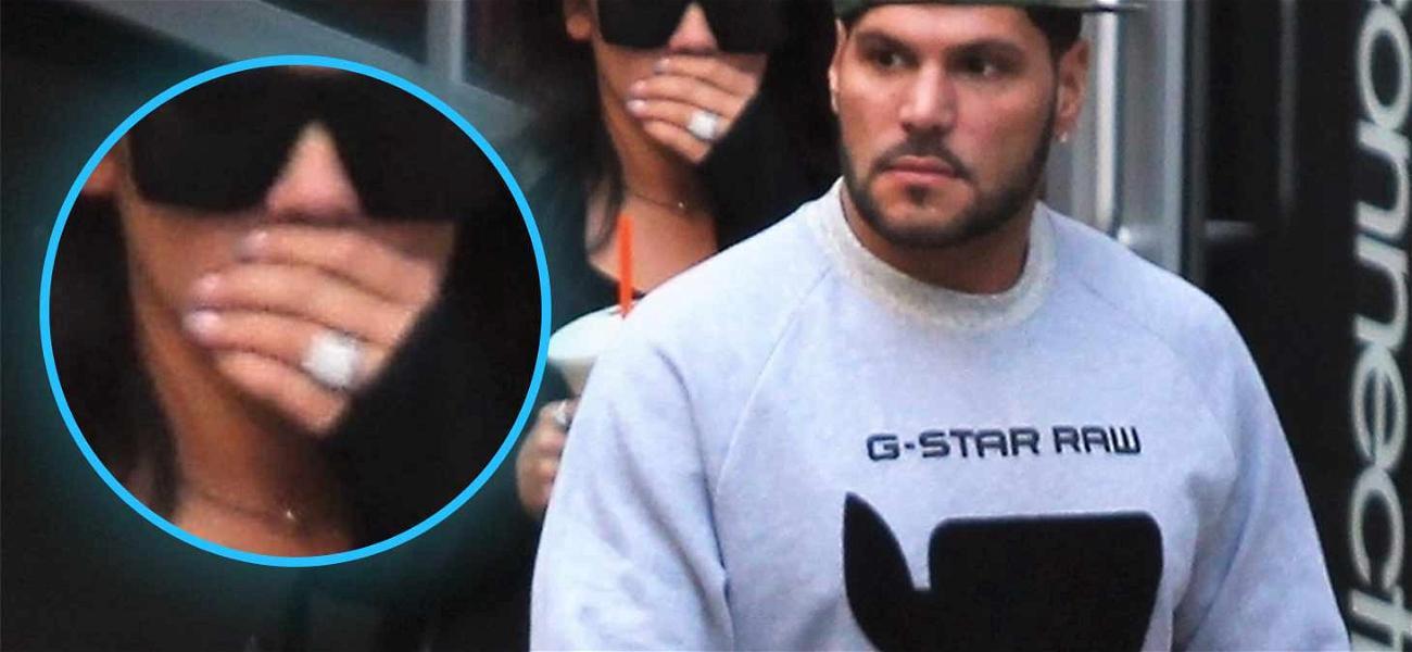 'Jersey Shore' Ronnie Ortiz-Magro 'Not Engaged' Despite Baby Mama Wearing Diamond Ring