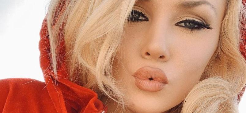 Courtney StoddenDebuts OnlyFans, Instagram Goes Up In Smoke