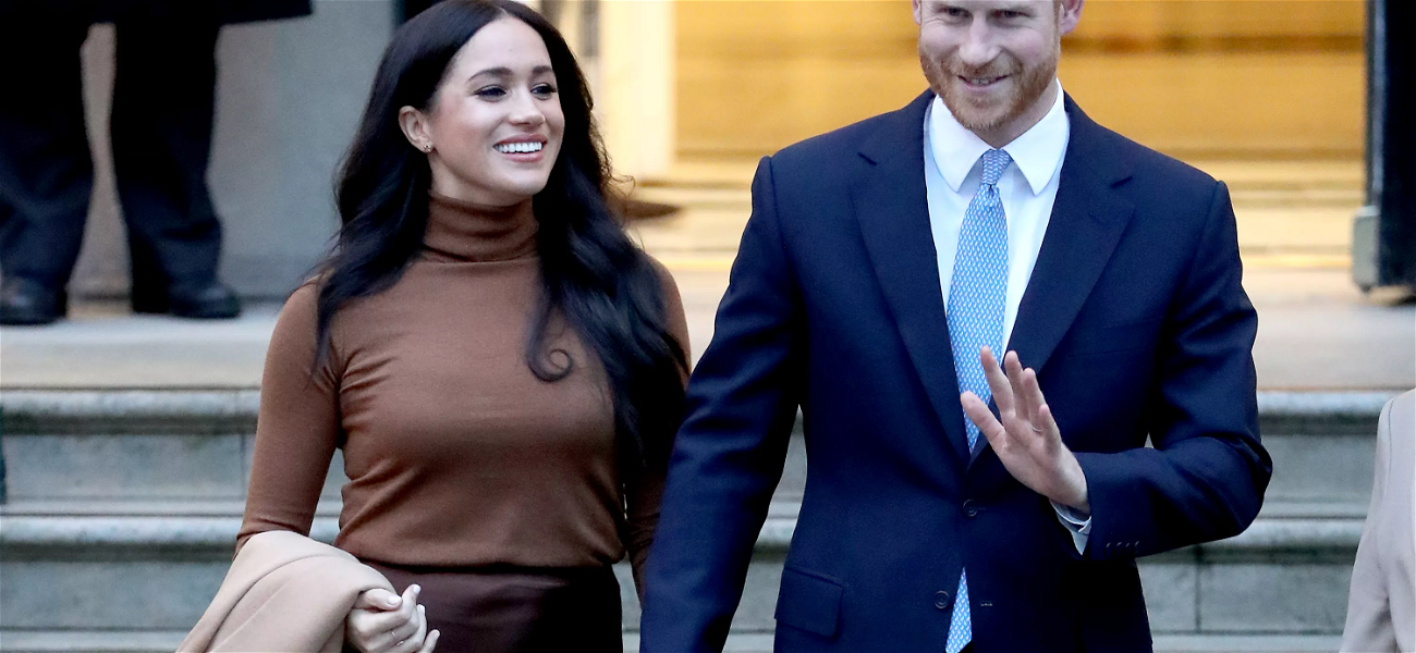 Meghan Markle Takes Huge Step In Removing 'Royal' From Her Existence