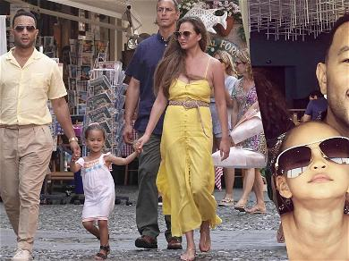 Chrissy Teigen & John Legend Are Making Us Jealous AF With Their Vacation Pics