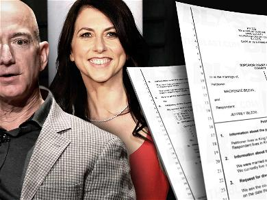 Jeff Bezos & Ex-Wife Officially File for Divorce After Working Out Billion Dollar Settlement