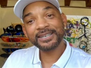Will Smith Is A Dancing Machine! See His Crazy Hilarious Video Right Now!