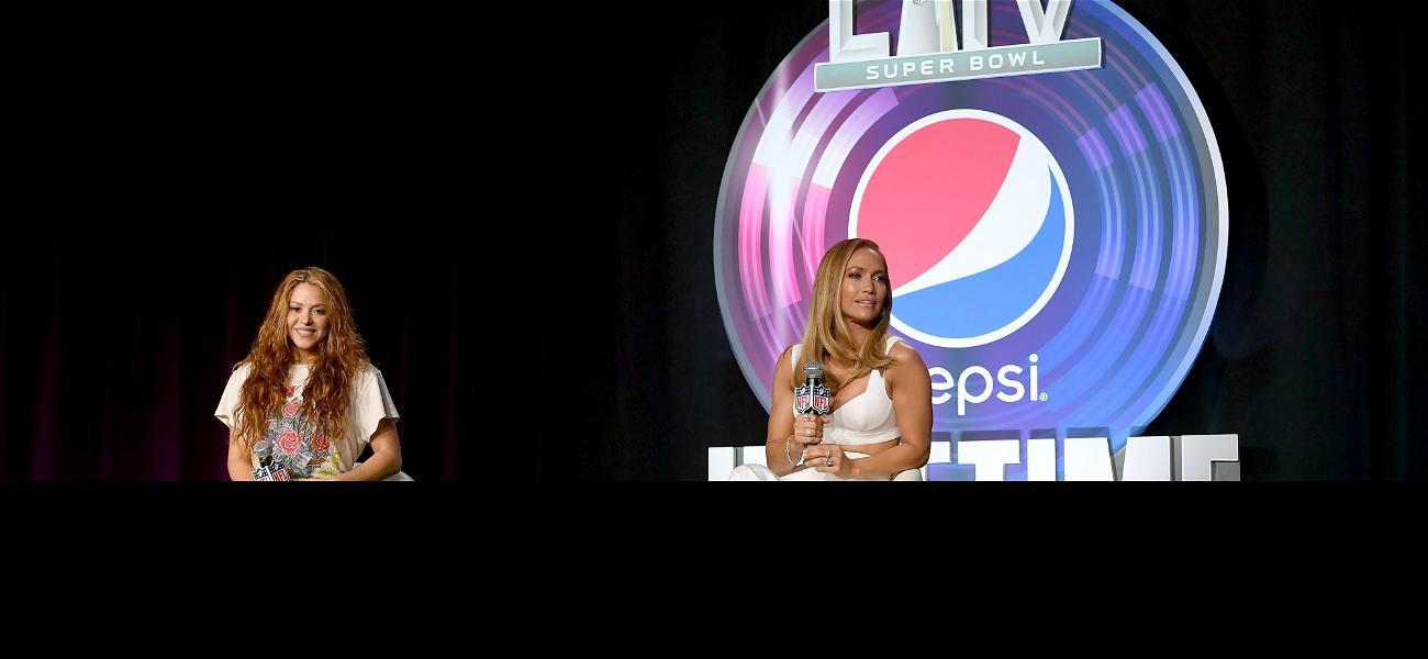 J. Lo & Shakira Will Honor Kobe Bryant in Halftime Show