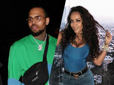 Chris Brown and Baby Mama Custody War Launched Over Child Support for Royalty