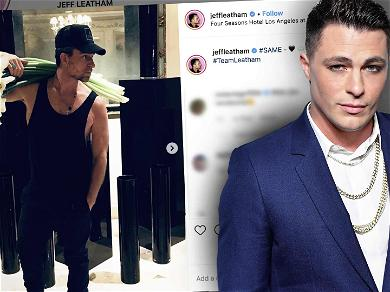 Colton Haynes Likes Estranged Husband's IG Posts While Divorce Remains at Standstill