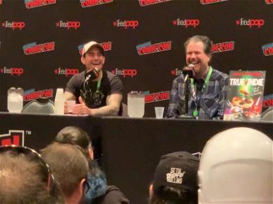 CM Punk Slams 'Power Ranger' Jason David Frank: Not Going to Fight 'YouTube Celebrities'