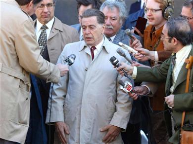 Al Pacino Labors On as Jimmy Hoffa for 'The Irishman'