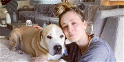 Kaley Cuoco Mourns Death of Beloved Dog, Norman