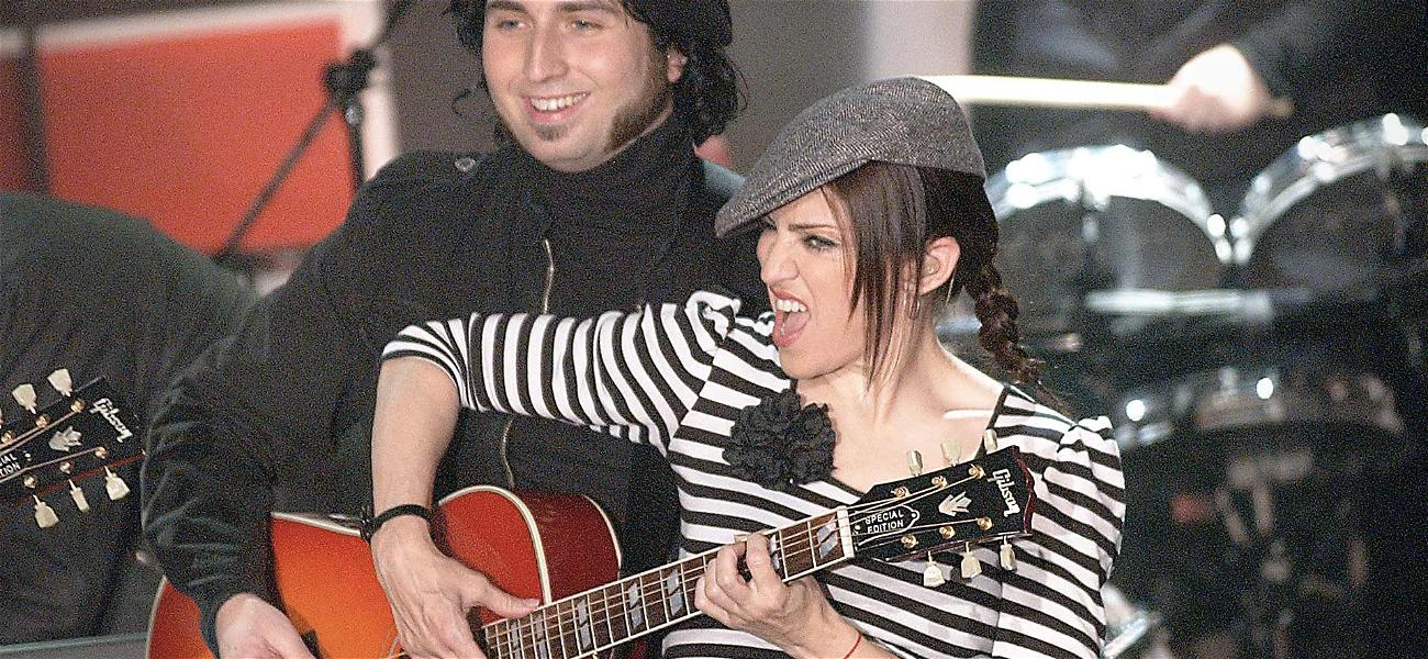 Madonna's Longtime Guitarist, Monte Pittman, is Getting Divorced