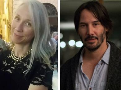 'Matrix' Star Keanu Reeves & Alexandra Grant Getting Married?
