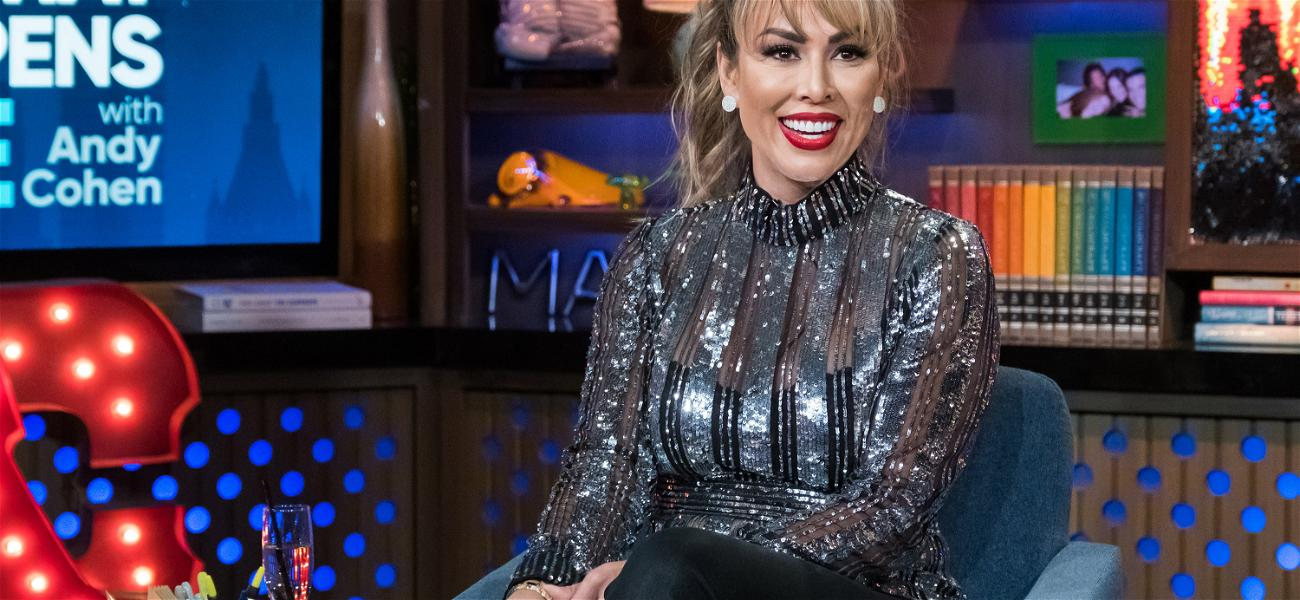 'RHOC' Star Kelly Dodd's New Fiance is Not Who You Think it is