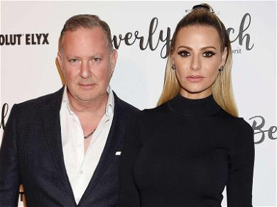 'RHOBH' Star Dorit Kemsley's Husband PK Will Get His Wages Garnished to Pay Off Casino Debt