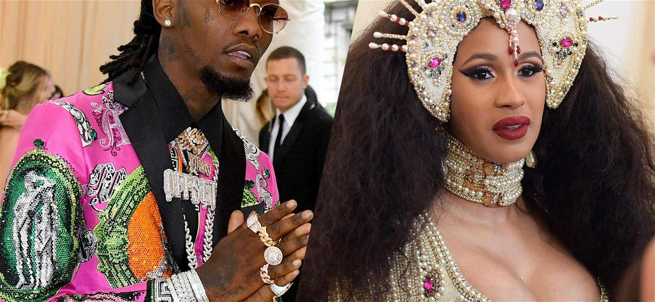 Offset Accused of Ordering Attack On Man Seeking Autograph from Cardi B at Met Gala