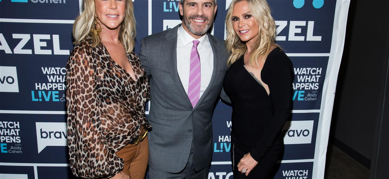 Vicki Gunvalson & Tamra Judge Appear to Be Filming New Show