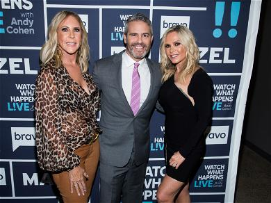 Tamra Judge Is Bringing Her Toxicity Back To RHOC, Andy Cohen Confirms