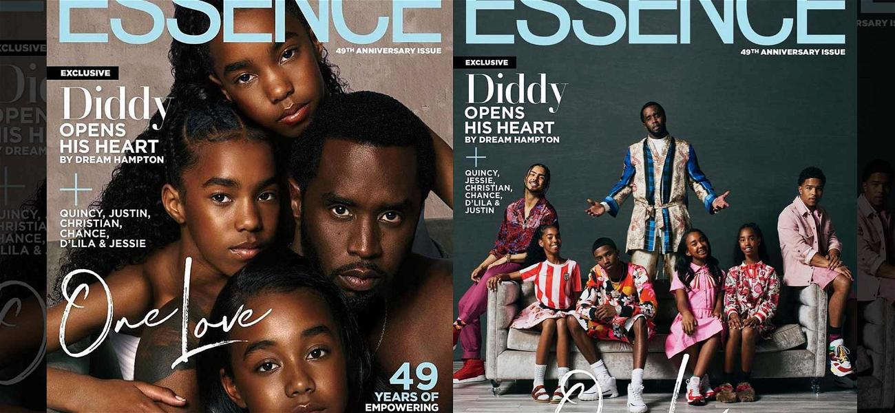 Diddy Recounts Kim Porter's Heartbreaking Last Message Before She Died