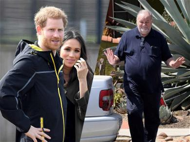 Meghan Markle's Dad Living Off Meager Retirement After Bankruptcy While Peddling to the Media