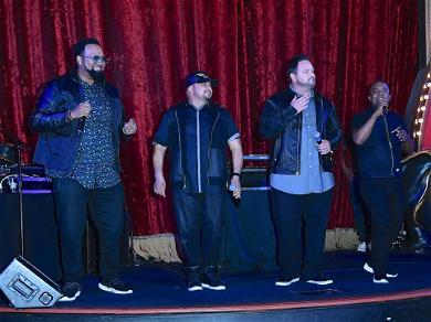 Salt-N-Pepa, Sisqo  and All-4-One Perform in Vegas