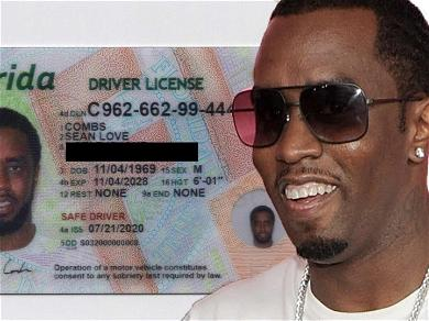 Diddy Reveals His Middle Name Is Officially 'Love'