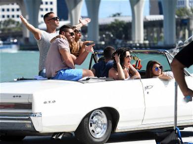 'Jersey Shore' Goes GTL in a GTO